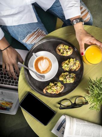 Desayunos, Brunch y Meriendas