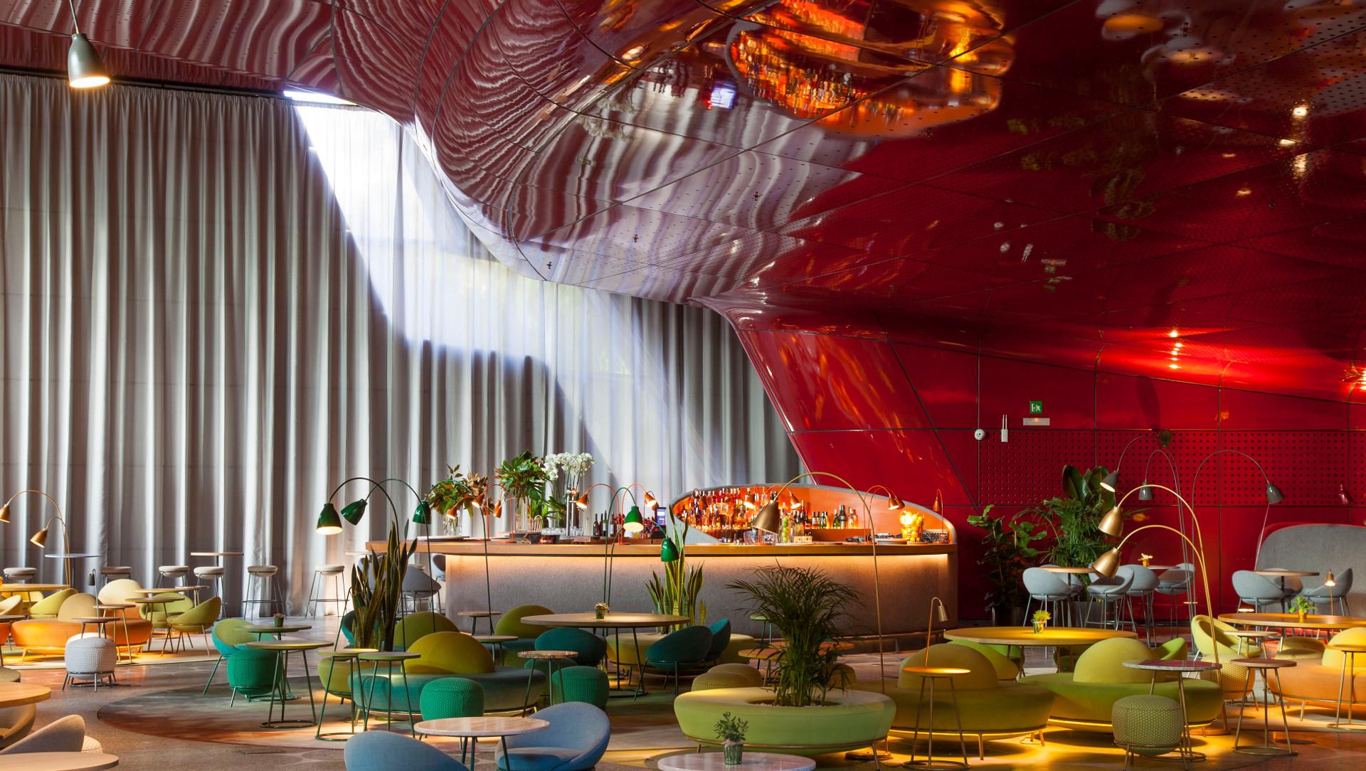 NuBel es el nuevo restaurante del Museo Reina Sofía