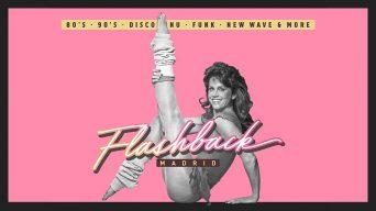 Noches de los 80´s y 90´s con Flashback